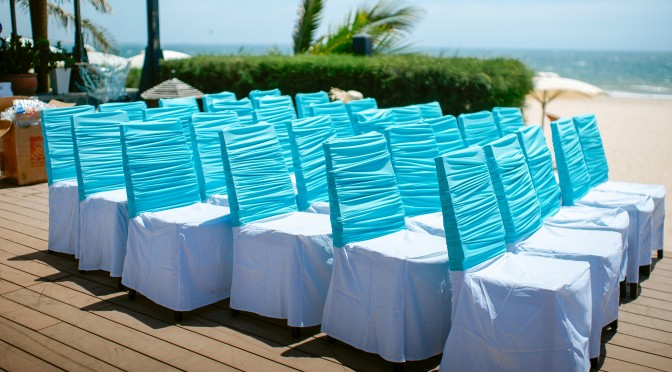 Beach Wedding: This's how we do it