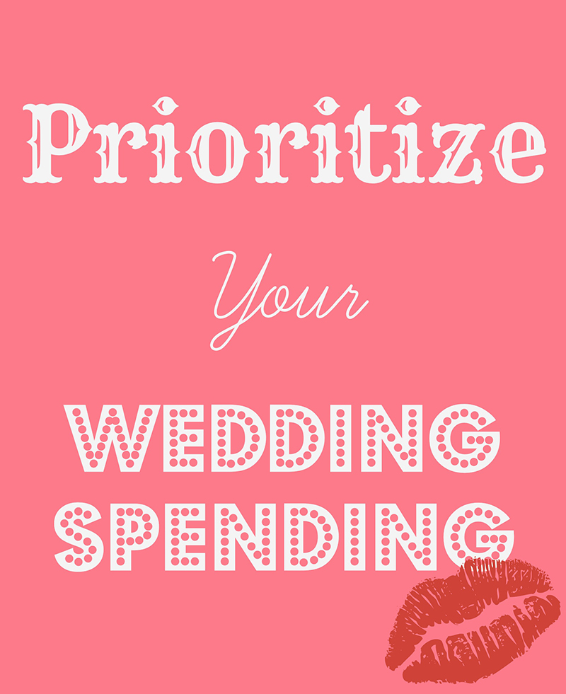 wedding budget #2