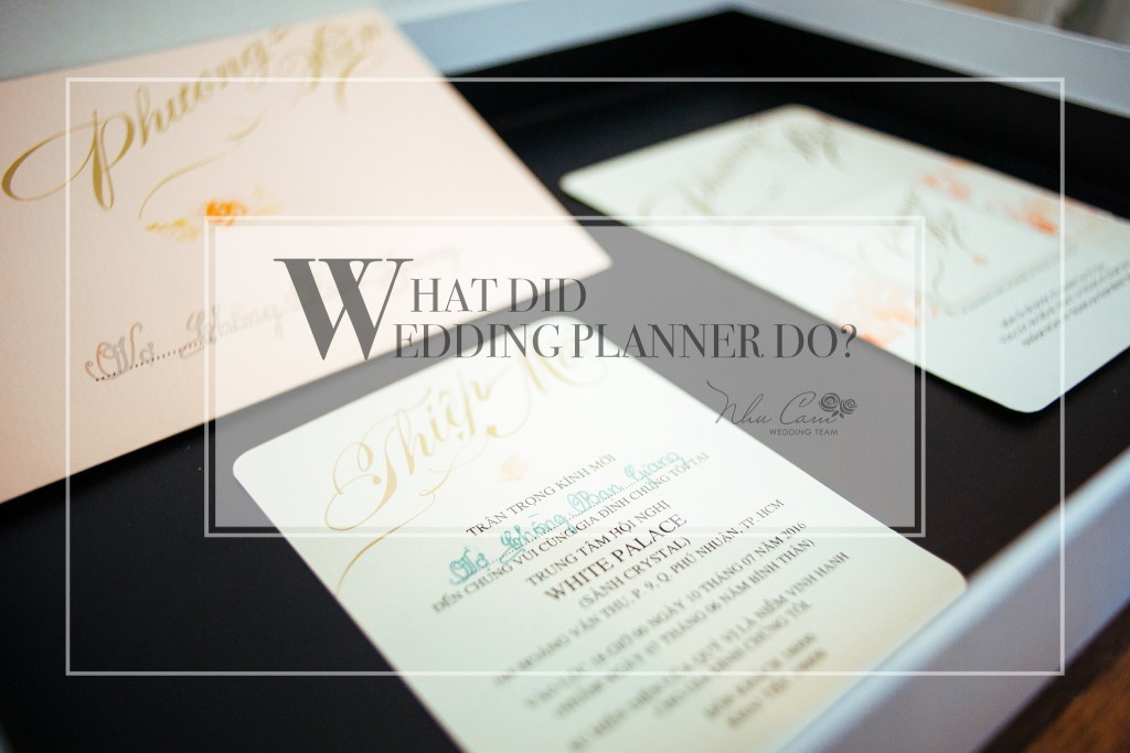 wedding planner: from A-Z (#4)